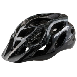 Alpina Radhelm Mythos 2.0, Black/White Lines, 57-62, 9672320 - 1