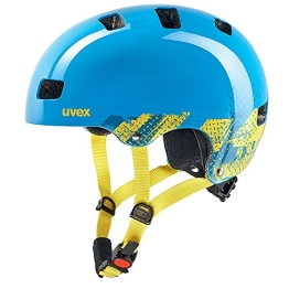 Uvex Kinder Fahrradhelm Kid 3, Blackout Blue, 51-55, 4148190715 - 1